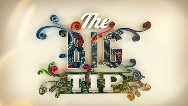 THE BIG TIP - FOOD NETWORK