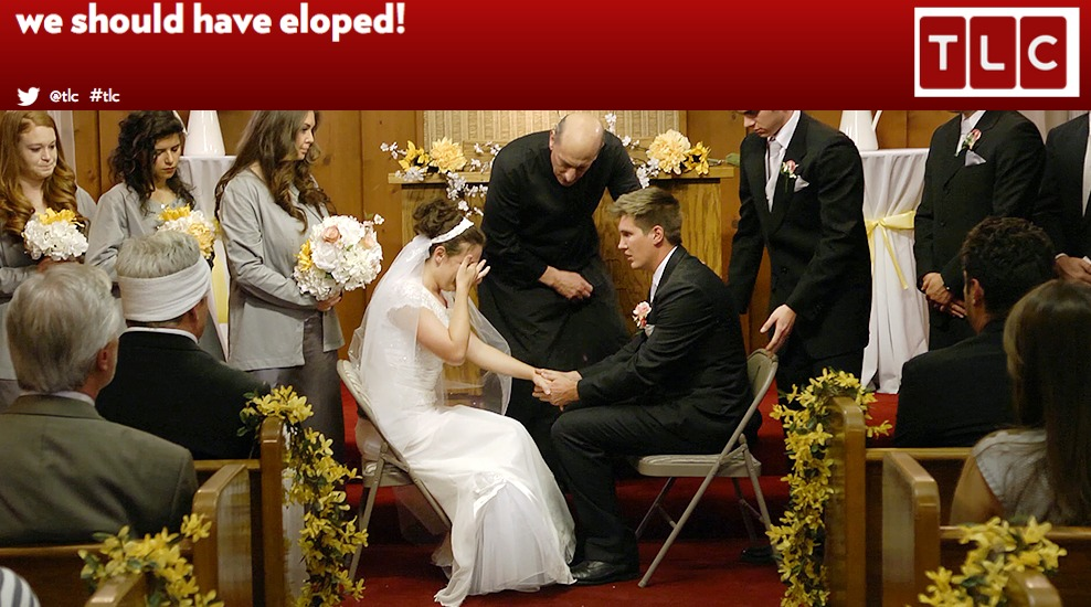 WE SHOULD HAVE ELOPED - TLC