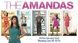 THE AMANDAS - STYLE NETWORK