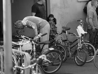 Foto-Point: Projekt Fahrradwerkstatt