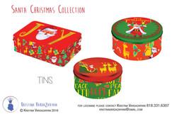 Santa Christmas Collection