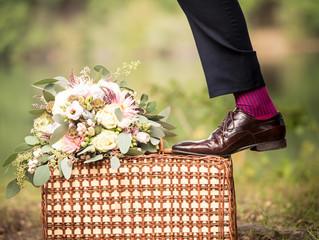 Auf geht's Freunde, packt Eure Sachen und macht Euch bereit...es wird geheiratet 😍