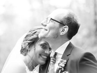 Einfach nur glücklich, was eine tolle Hochzeit!