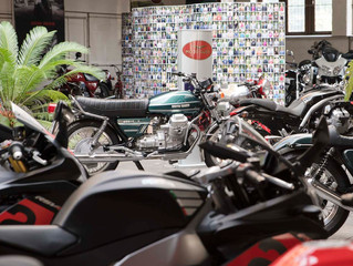 """Moto Guzzi Power"" in Laer"