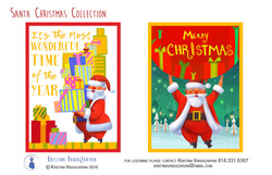 Santa Christmas Collection
