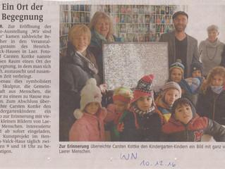 Ausstellung im Henrich-Valck-Haus