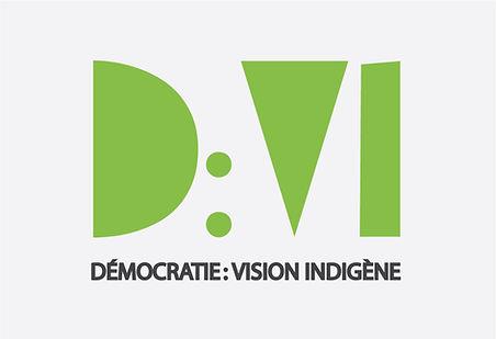 Projet Démocratie: vision indigène / Logo