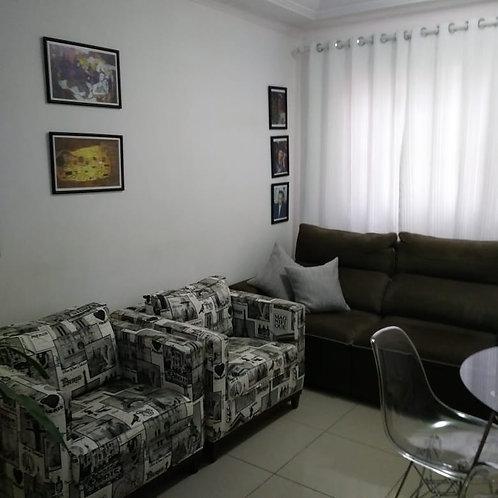 Casa de Condomínio - Jardim Amália - 2 Dormitórios