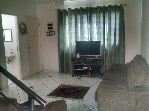 Casa - Campo Limpo - 3 Dormitórios (Aceita Financiamento)