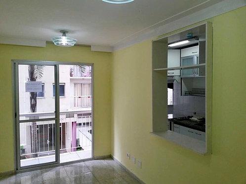 Apartamento - Instituto De Previdência - 2 Dormitórios