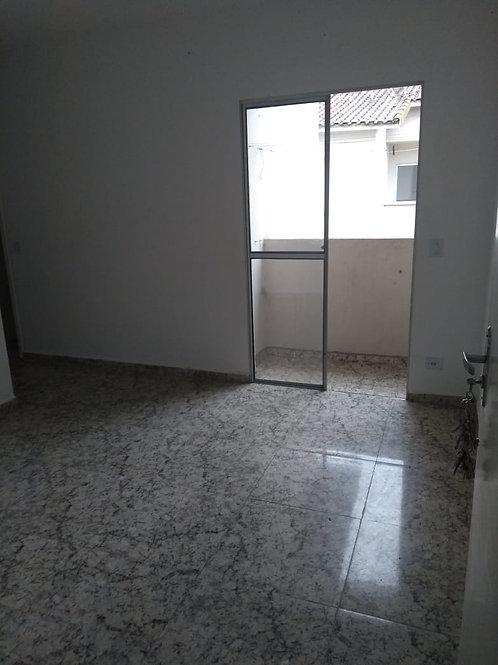 Apartamento - Praia Grande - 2 Dormitórios (Aceita Financiamento) - Praia Grande