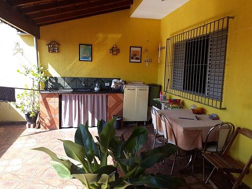 Casa de Vila - Jardim Macedônia - 4 Dormitórios