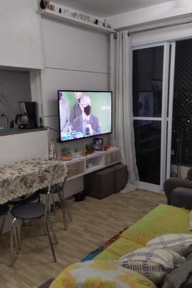 Apartamento - Jd Santa Rosa - 2 Dorm - carapfi25050