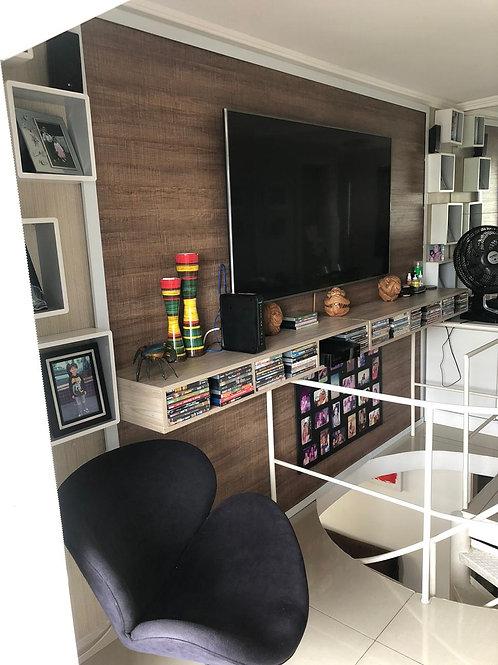 Cobertura - Parque Santo Antônio - 3 Dormitórios