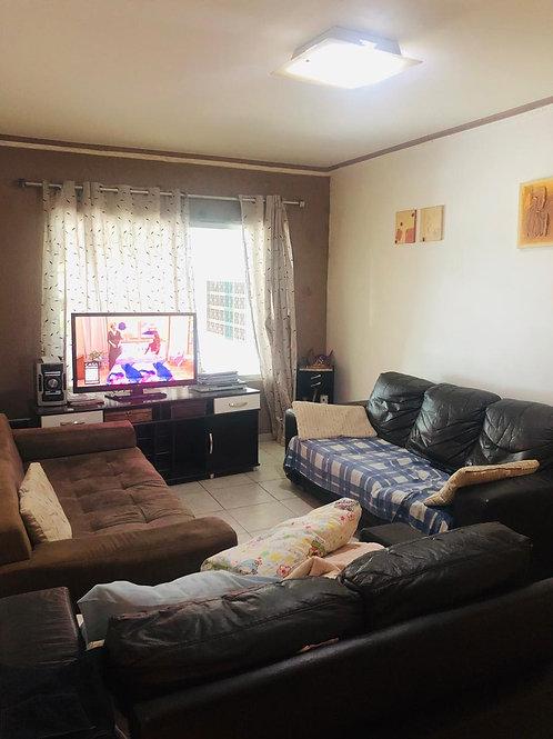 Sobrado - Jardim Clímax - 3 Dormitórios