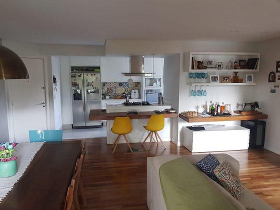 Apartamento - Chácara Inglesa - 2 Dormitórios