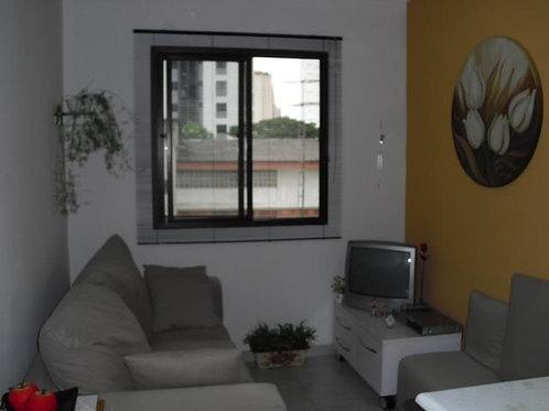 Kitnet - Mirandópolis - 1 Dormitório (Aceita Financiamento)