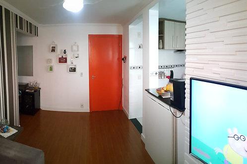 Apartamento - Horto do Ipê- 02 Dormitórios ( Aceita financiamento )