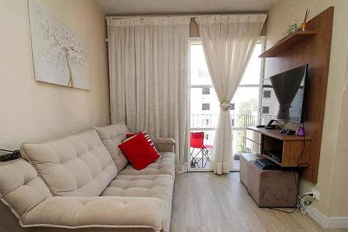 Apartamento - Vila Compestre - 2 Dorm