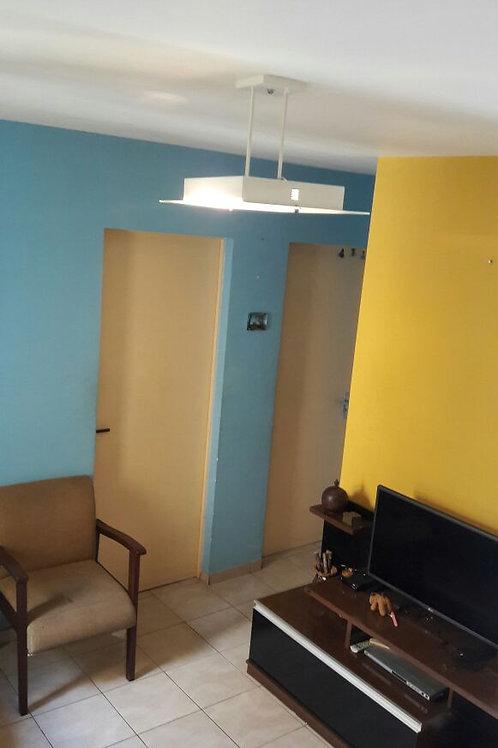 Apartamento - Jardim Macedônia - 2 Dormitórios