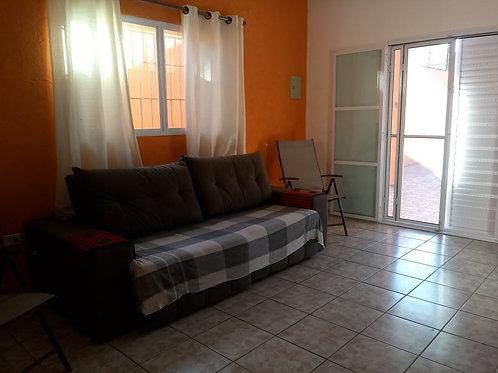 Casa\Litoral - Mongaguá - 3 Dormitórios