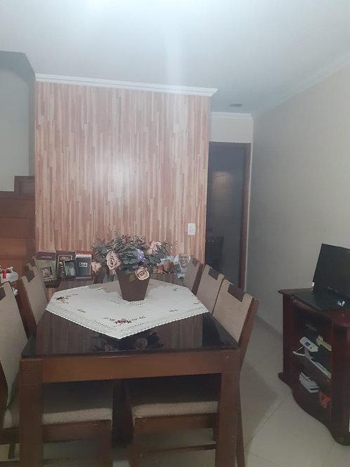 Casa - Vila Campo Grande - 2 Dormitórios