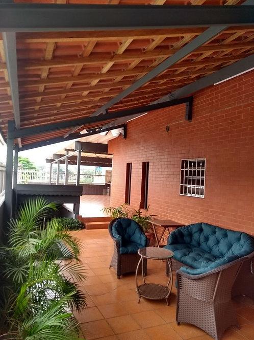 Casa - Jardim Umarizal - 3 Dormitórios