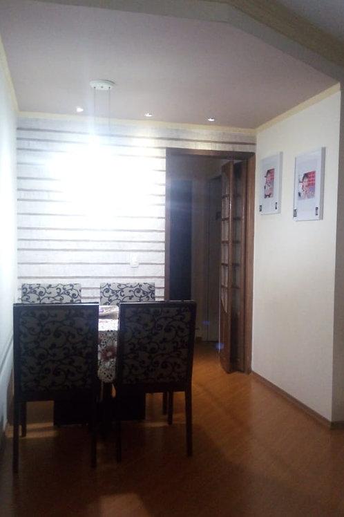 Apartamento - Jardim Ubirajara - 2 Dormitórios