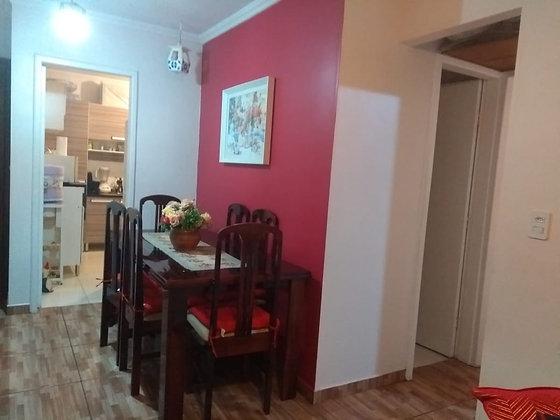 Apartamento - Capão Redondo - 02 Dormitórios