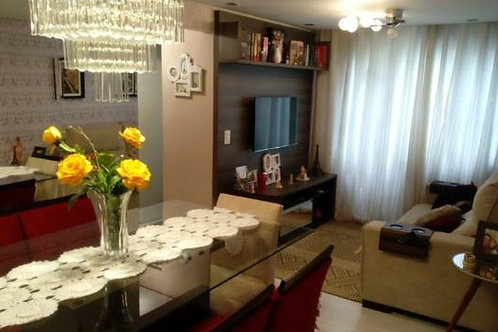 Apartamento - Conj. Residencial - 2 Dormitórios (Aceita Financiamento)
