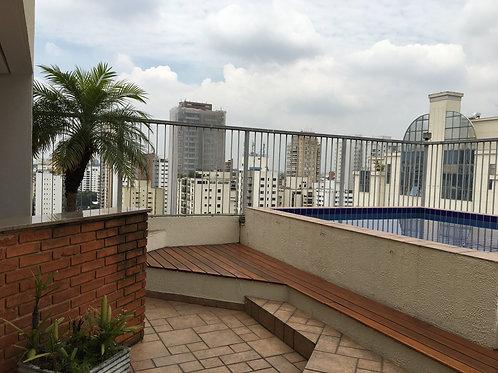 Apartamento - Indianópolis - 1 Dormitório