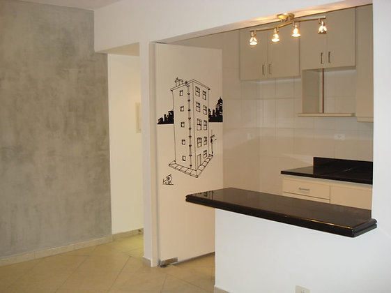 Apartamento - Campo Belo - 2 Dormitórios
