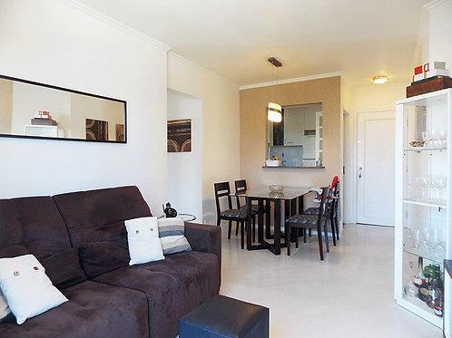Apartamento - 02 Dormitórios - Vila Parque Jabaquara