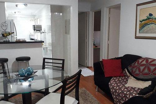 Apartamento - Parque Rebouças - 2 Dormitórios (Utilize seu FGTS )