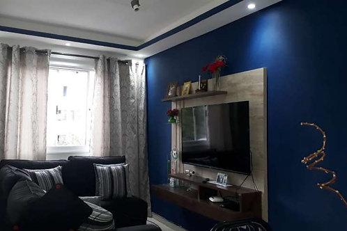 Apartamento - Jardim Iae - 2 Dormitórios (À vista)