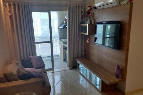Apartamento - Vila Caraguatá - 2 Dormitórios