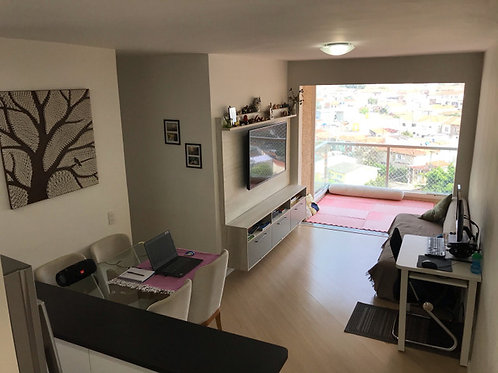 Apartamento - Chácara Inglesa - 2 Dorm