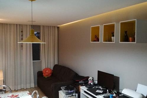 Apartamento - Horto do Ypê - 2 Dormitórios