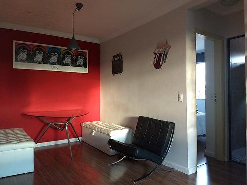 Apartamento - Monte Kemel - 2 Dormitórios