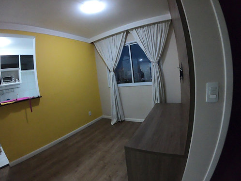Apartamento- Jardim Umarizal - 2 Dormitórios