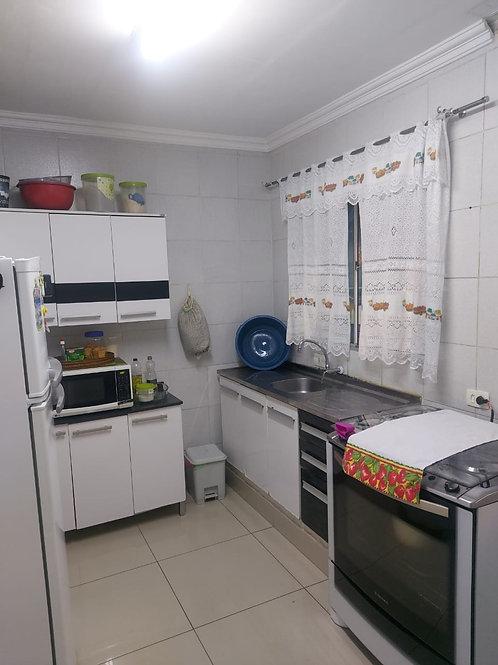 Casa de Condomínio - Jardim Guarujá - 2 Dormitórios (Aceita Financiamento)