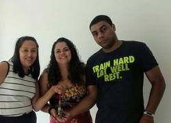 Carlos e Gabriela
