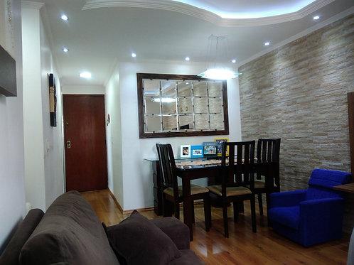 Apartamento -Vila Campestre - 2 Dormitórios