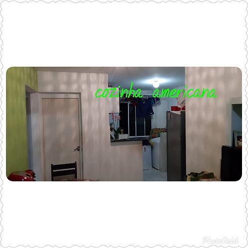 Apartamento- Jardim Ipiranga - 2 Dormitórios