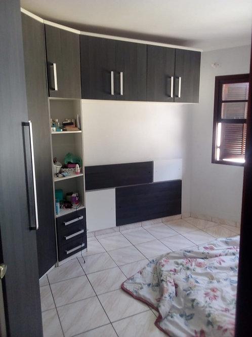 Casa de Condomínio - Campo Limpo - 2 Dormitórios (Aceita Financiamento)