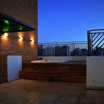 Apartamento/Duplex - Vila Suzana - 4 Dormitórios