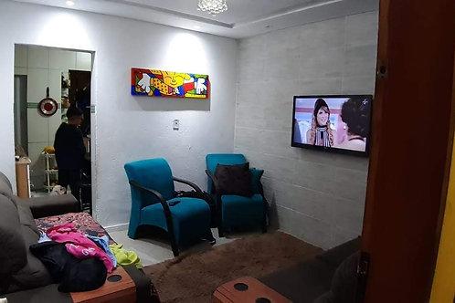 Sobrado - Parque Maria Helena - 4 Dormitórios (À Vista)