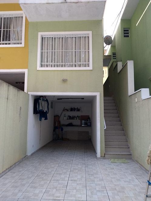 Sobrado - Pq. Monte Alegre - 2 Dormitórios