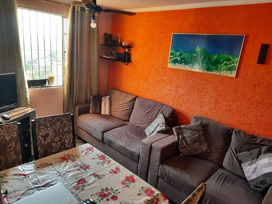 Apartamento - Jd Lallo - 2 Dorm - natapav17010