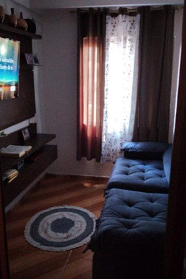 Apartamento - Conjunto Residencial José Bonifácio - 2 Dormitórios